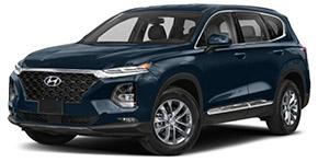 The All New 2020 Hyundai Santa Fe Evans Auto Brokerage Thousand Oaks, CA