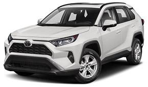 The All New 2020 Toyota RAV4 LE Evans Auto Brokerage Thousand Oaks, CA