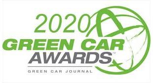 Evans Auto Blog 2019 Los Angeles Auto Show 2020 Green Car Awards Logo