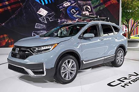 Evans Auto Blog 2020 Honda CR-V