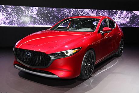 Evans Auto Blog 2019 Los Angeles Auto Show 2020 Mazda3