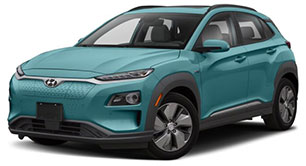 2019 Hyundai Kona Electric January Evans Auto Brokerage Lease Special