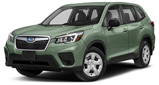 2020 Subaru Forester January Evans Auto Brokerage Lease Special