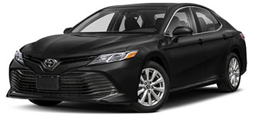 2020 Toyota Camry LE January Evans Auto Brokerage Lease Special