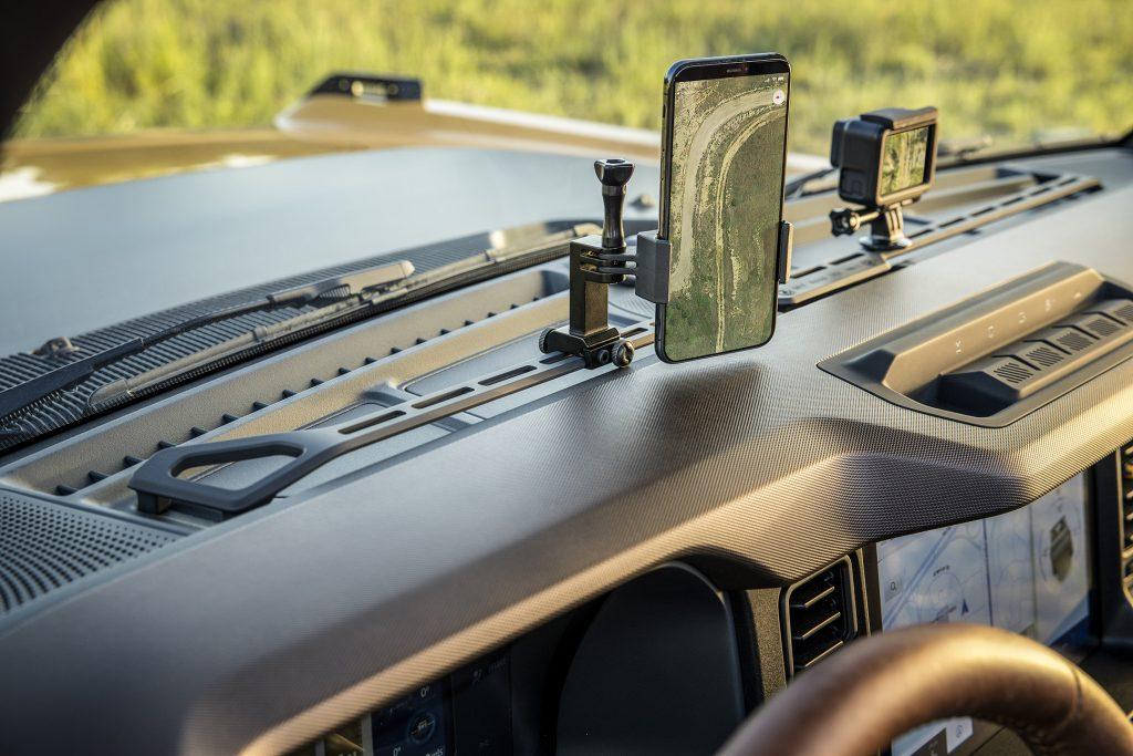 Technology Ford Bronco Evans Auto Blog