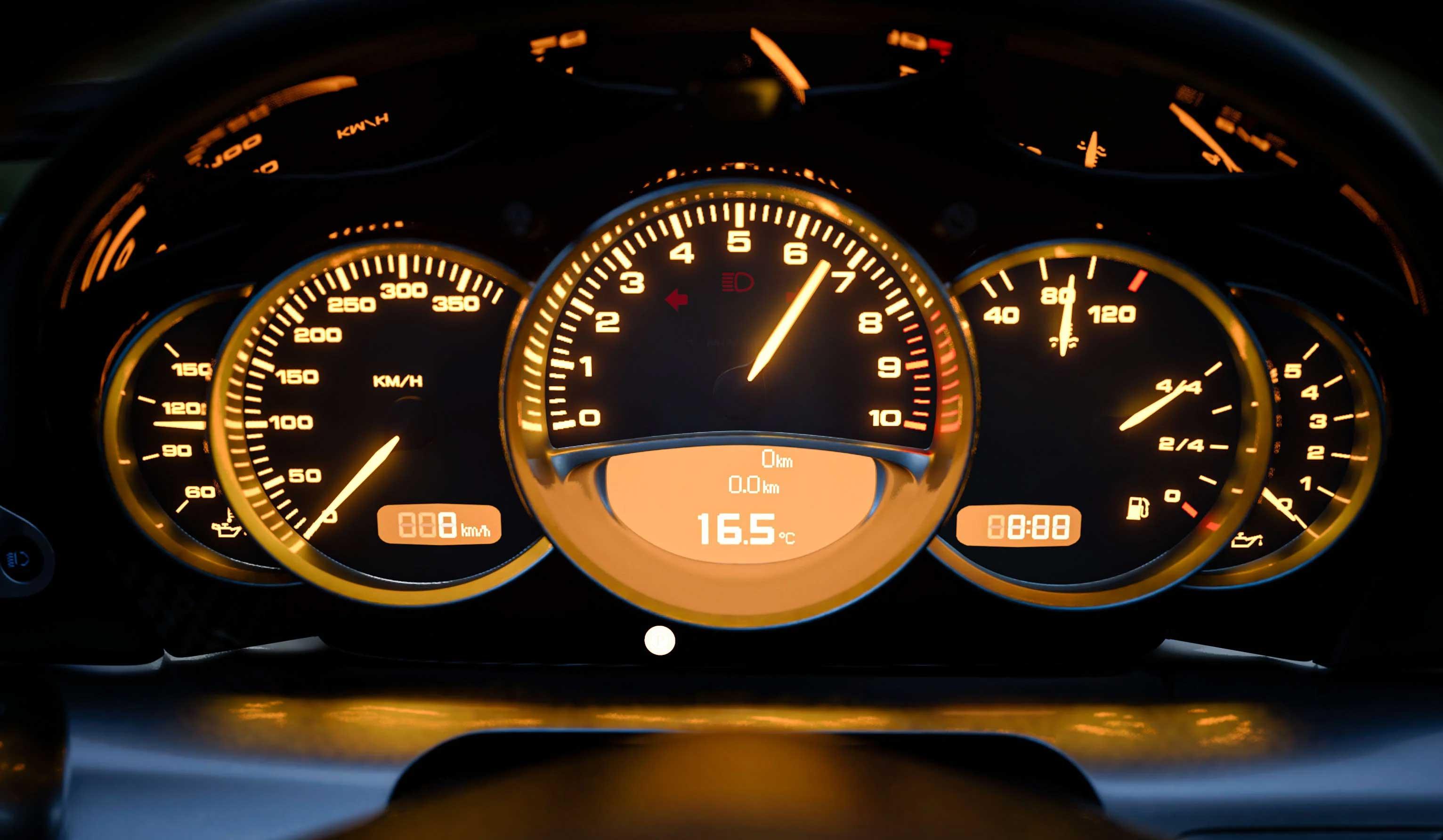 GT7 Guages - Evans Auto blog 2020