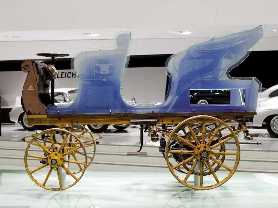 1898 Porsche