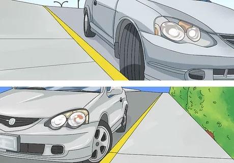 Curb Parking