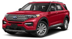 2020 Ford Explorer XLT Evans Auto Brokerage September Lease Specials