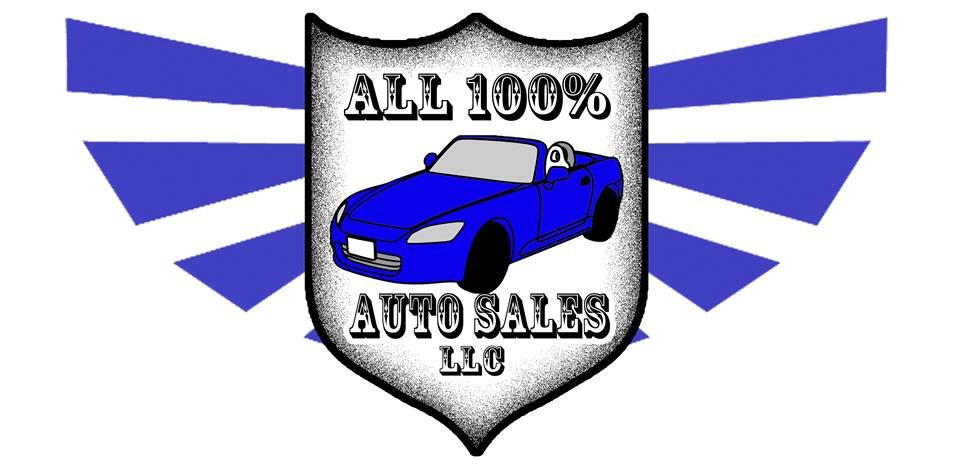 All 100% Auto Sales LLC