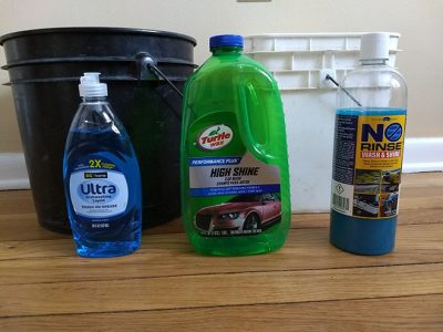3 car washing tips