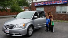 MARIA GONCALVES – 2014 CHRYSLER TOWN & COUNTRY