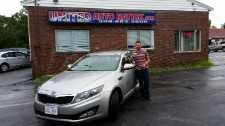 ROBERT LALLIER – 2012 KIA OPTIMA