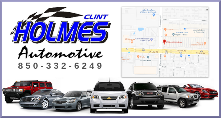 Our customer testimonials and reviews from Clint Holmes Automotive in Pensacola