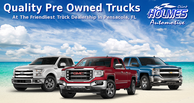 Find used trucks for sale in Pensacola at our local dealership
