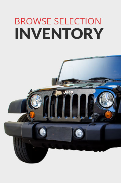 browse selection of inventory.