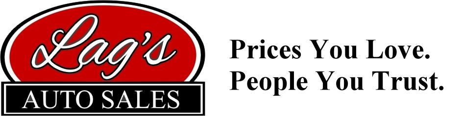 Lag's Auto Sales
