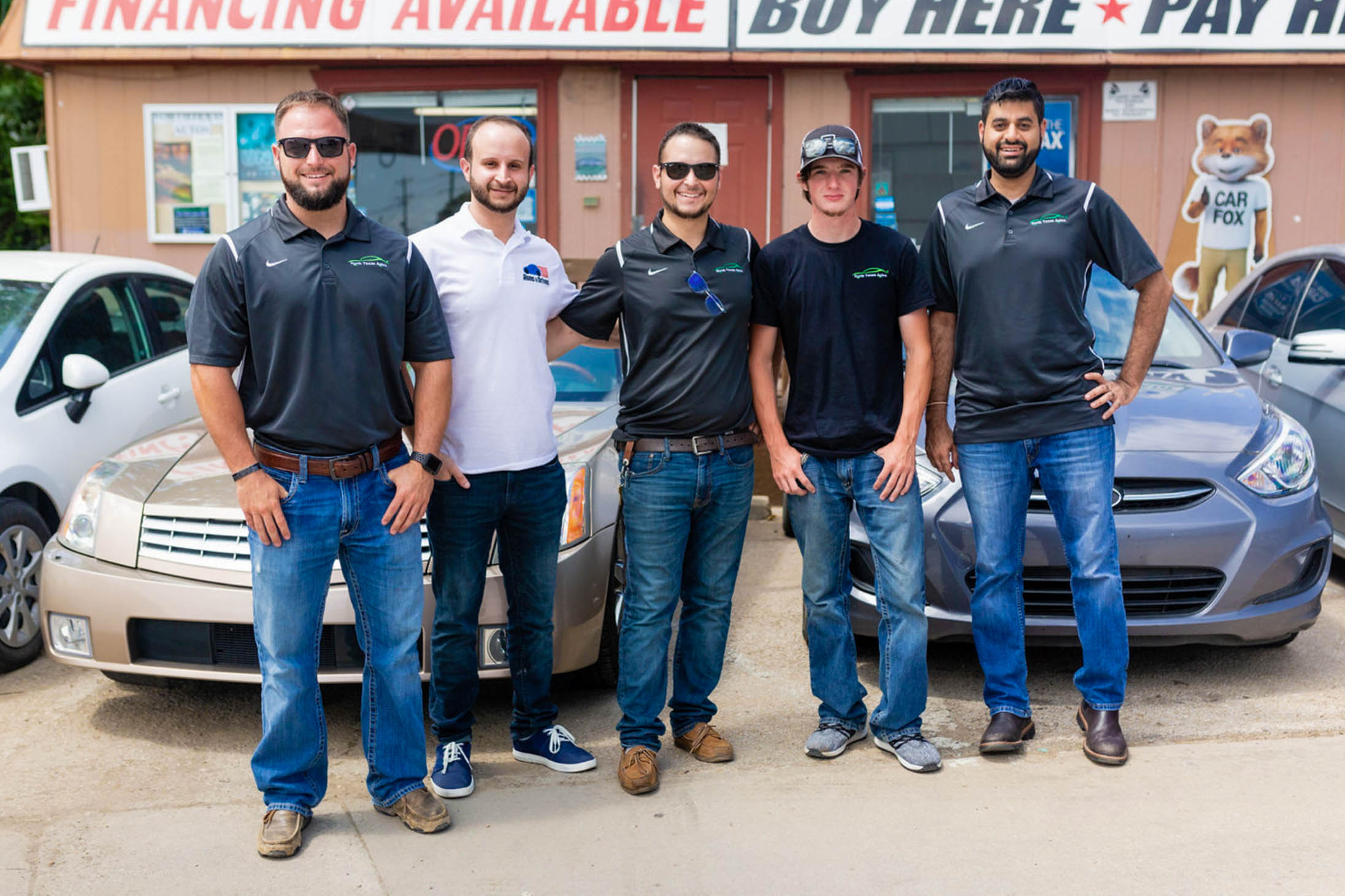 north texas autos team
