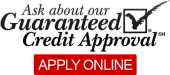 Credit Acceptance Guaranteed Credit Approval