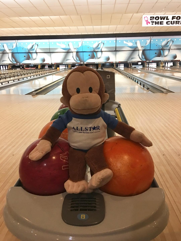 Mr Allstar bowling