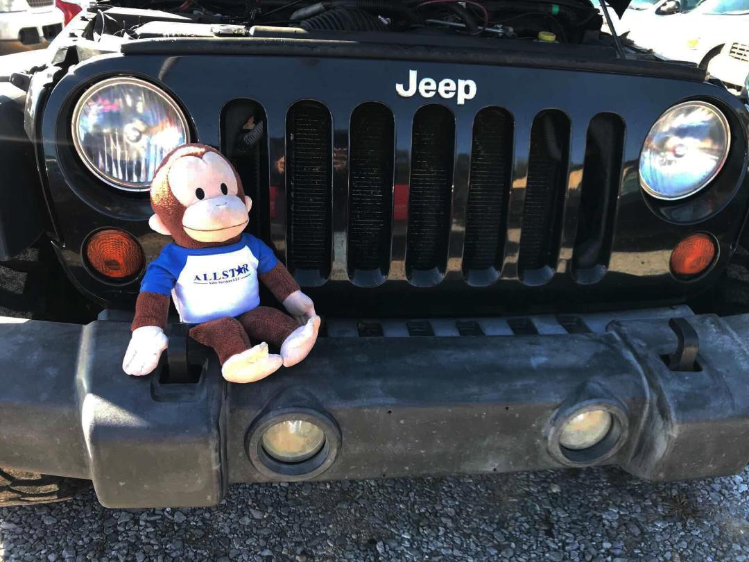 Jeep'in