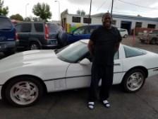 1990 Corvette C4