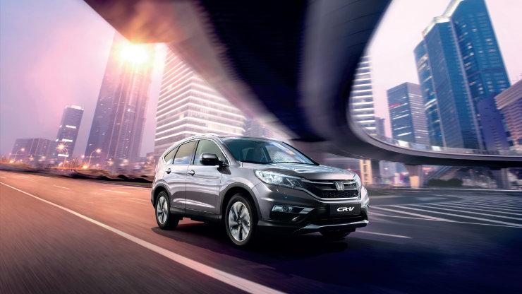 Honda CRV Best Selling