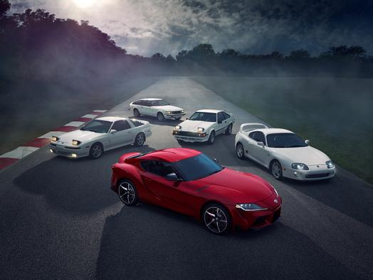 Toyota Supra is back
