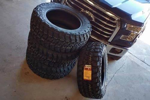 Off-Road Tires