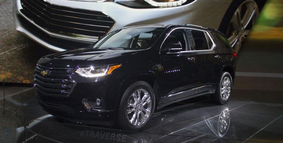2018 Chevrolet Traverse in Randolph, NY