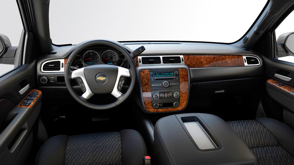 2014 Chevrolet Suburban Interior