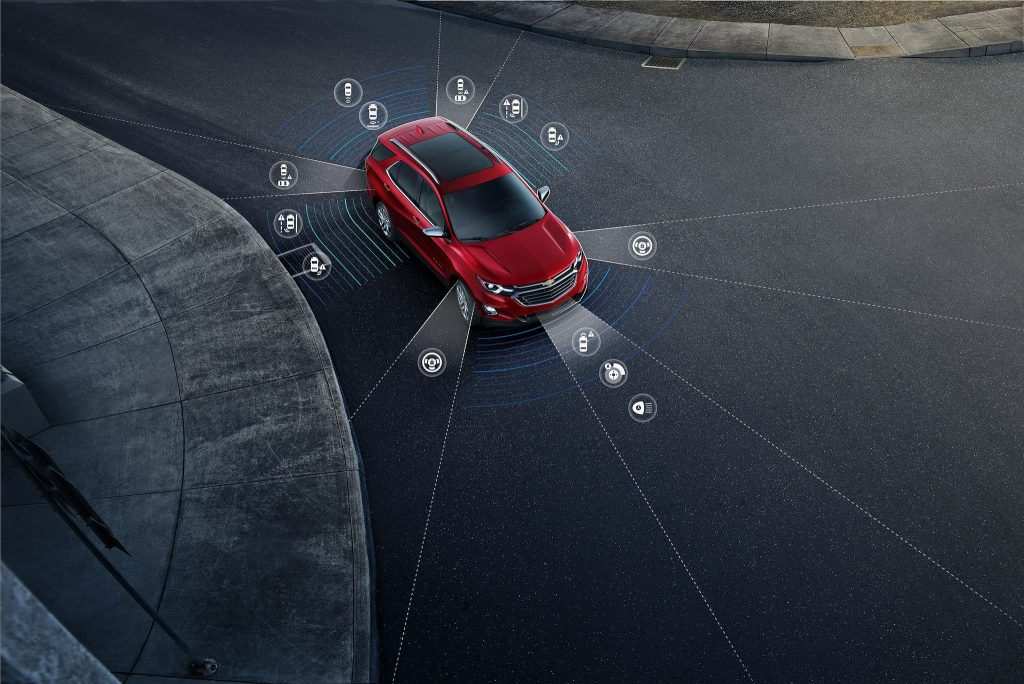 Chevrolet Equinox Safety Technology