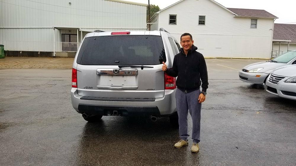 Sonny Punsalan – Marrysville, OH – 11/01/17