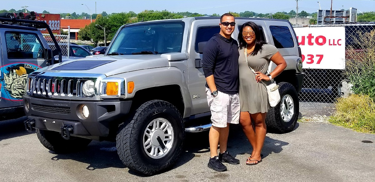 Mr.Keith – 2007 Hummer – Lexington, KY