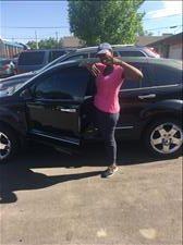 Charlene Byron – 2009 Dodge Calibur