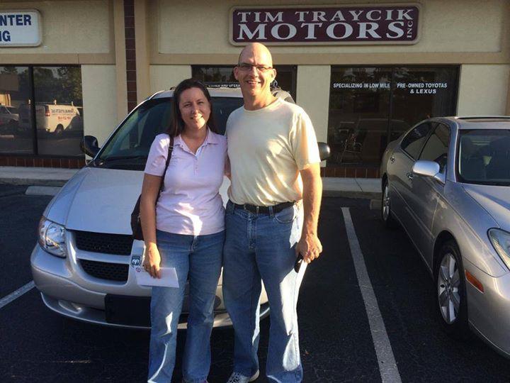 Mr. and Mrs. Mark Gillispie