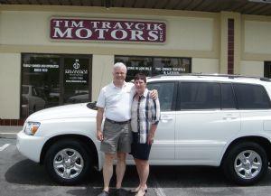TOM AND MARGIE JOHNSON (APPLETON, WI)