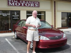 MR. TONY MCCALL (NAPLES, FL)
