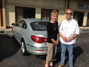 Dr. & Mrs. Roger Hirchak