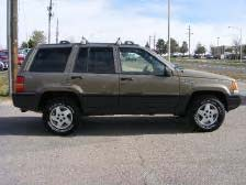 Cathy Collins – 1997 Jeep Grd Cherokee