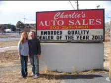 Charlie's Auto & Truck Sales – 2014 Quality Vehicle