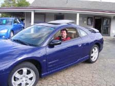Debora Roshak – 2000 Mitsubishi Eclipse