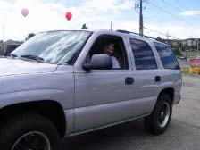 Jesse Rose – 2006 chevy tahoe