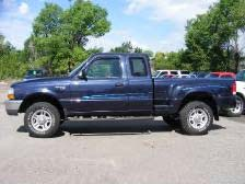 Wayne Dodge – 1998 Ford Ranger