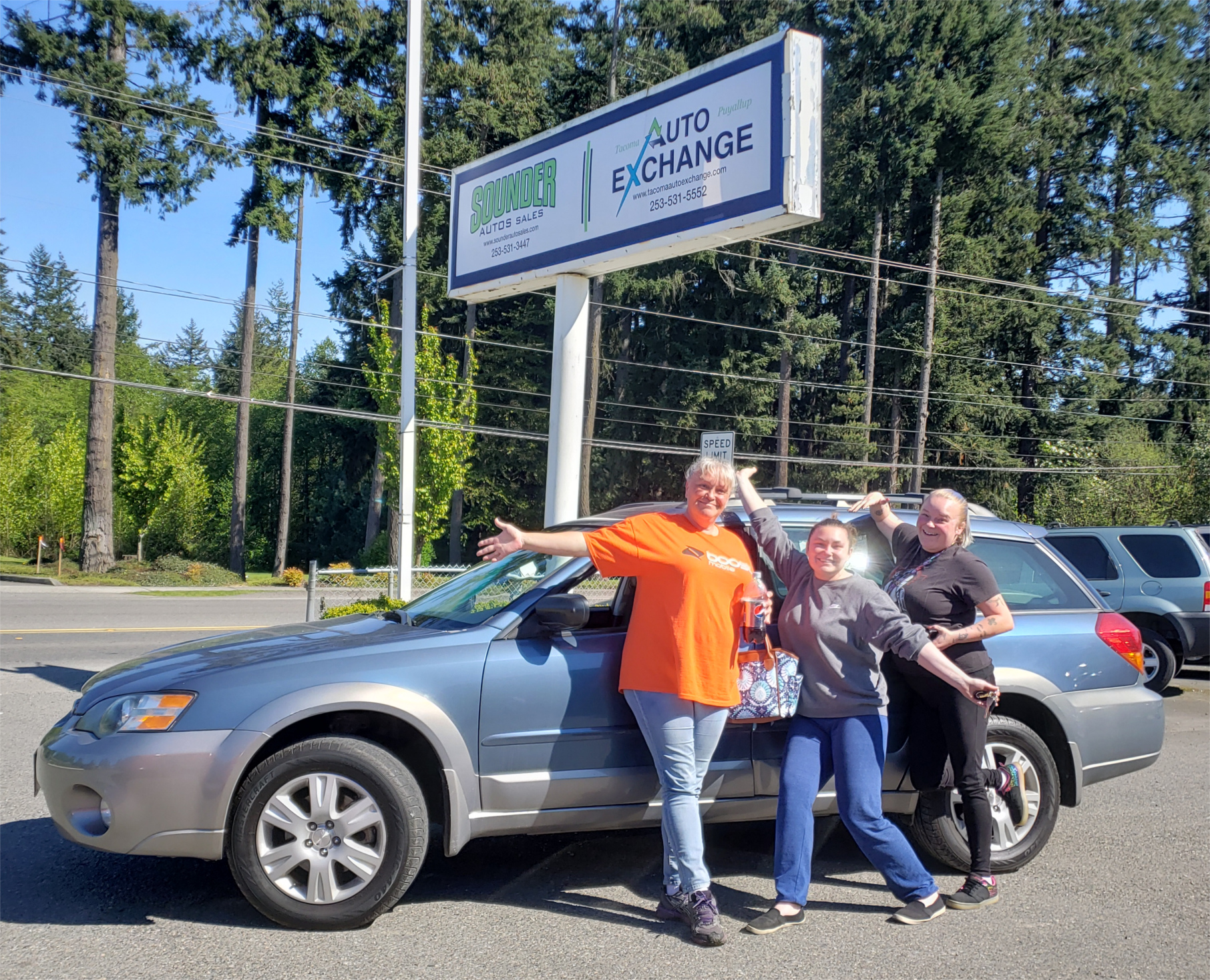 carrie taylor subaru outback testimonial scaled tacoma auto exchange tacoma auto exchange