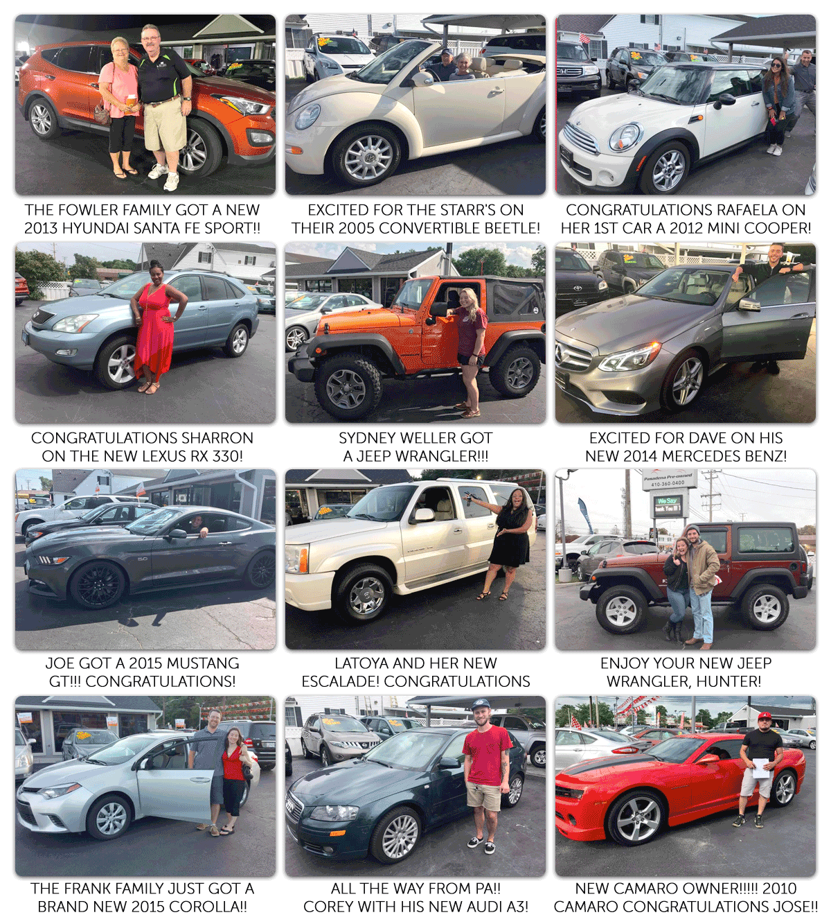 used cars in Pasadena, MD