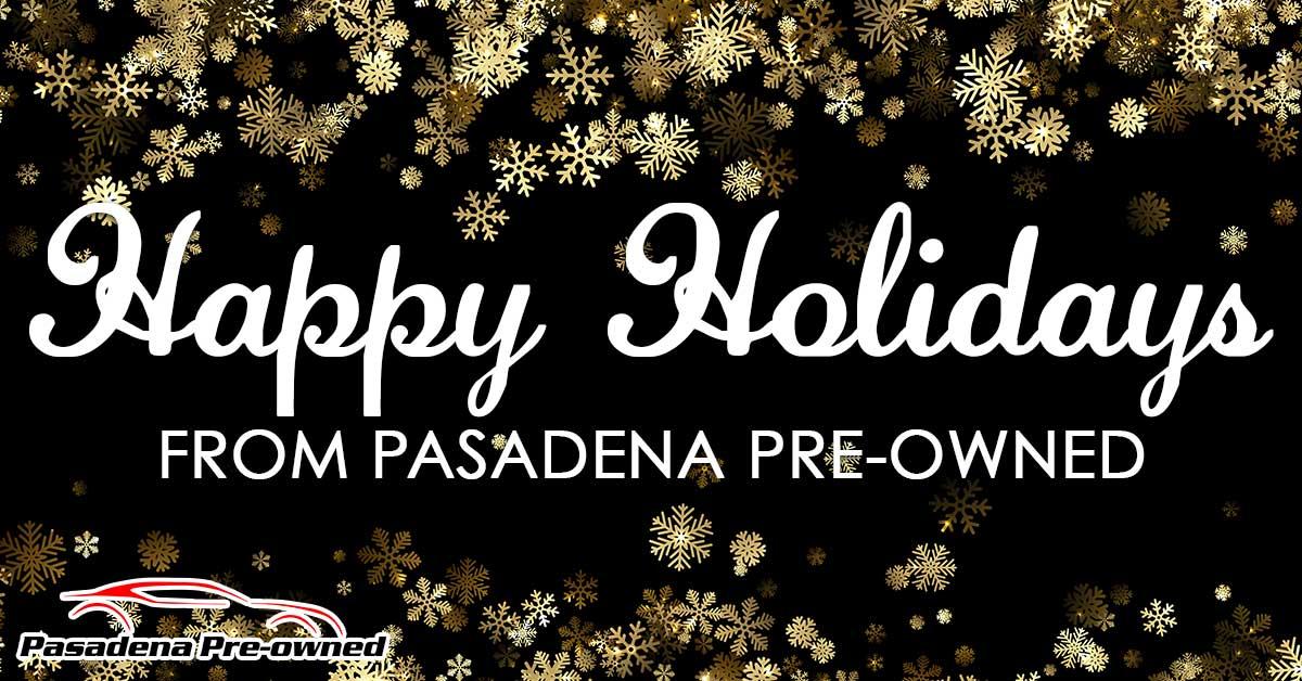 Pasadena Pre-Owned