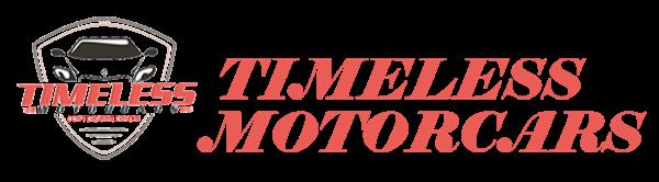 Timeless Motorcars