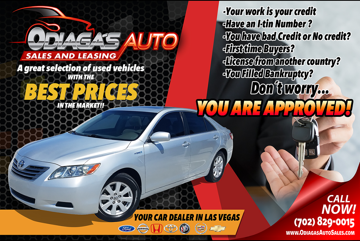 The Best Used Car Dealer In Las Vegas