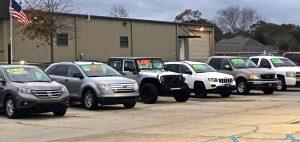 Pre Owned Cars Trucks SUVs
